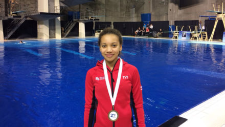 Divers receive boost from Backing the Best programme