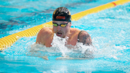 Commonwealth Games so special for Peaty