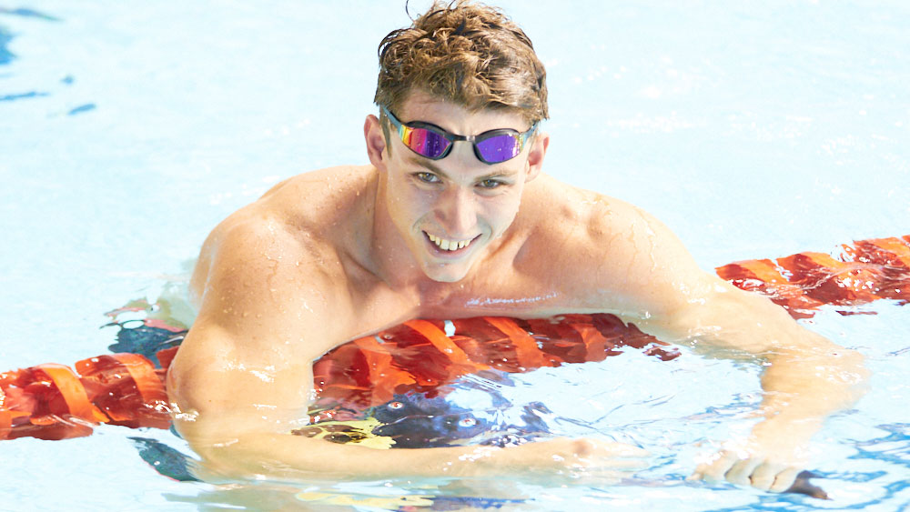 Ben Proud lands double gold at Euro Meet in Luxembourg