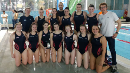 Swim England Water Polo Women's Senior Squad