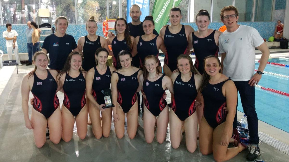Swim England Water Polo Women's Senior Squad | Latest Updates
