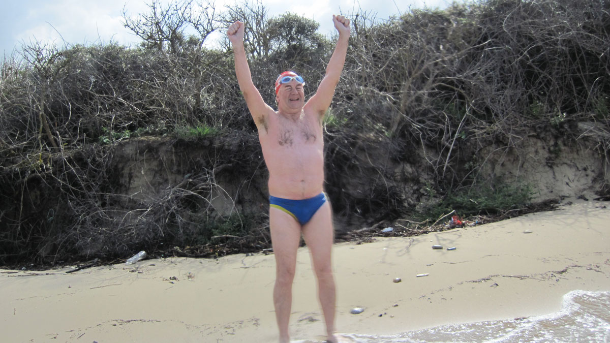 Meet Jim Boucher - Swim England's new Management Group Rep