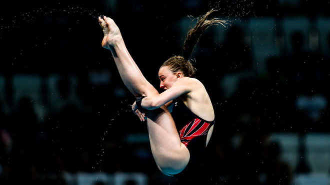 Lois Toulson defends 10m Platform title at 2018 British Champs