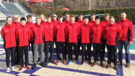Swim England Water Polo Boys' U17 Squad