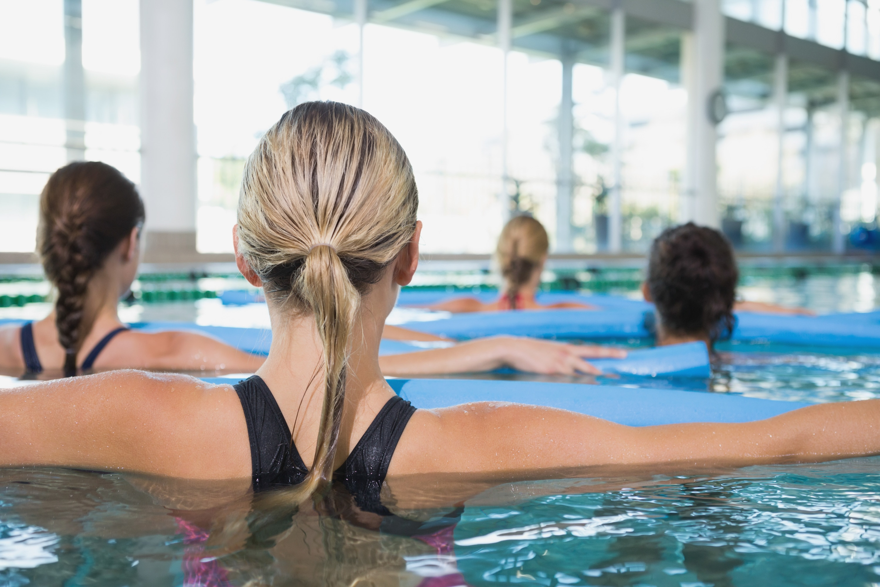 Active IQ Level 2 Certificate in Fitness Instructing (Aqua) Units 5 to 6