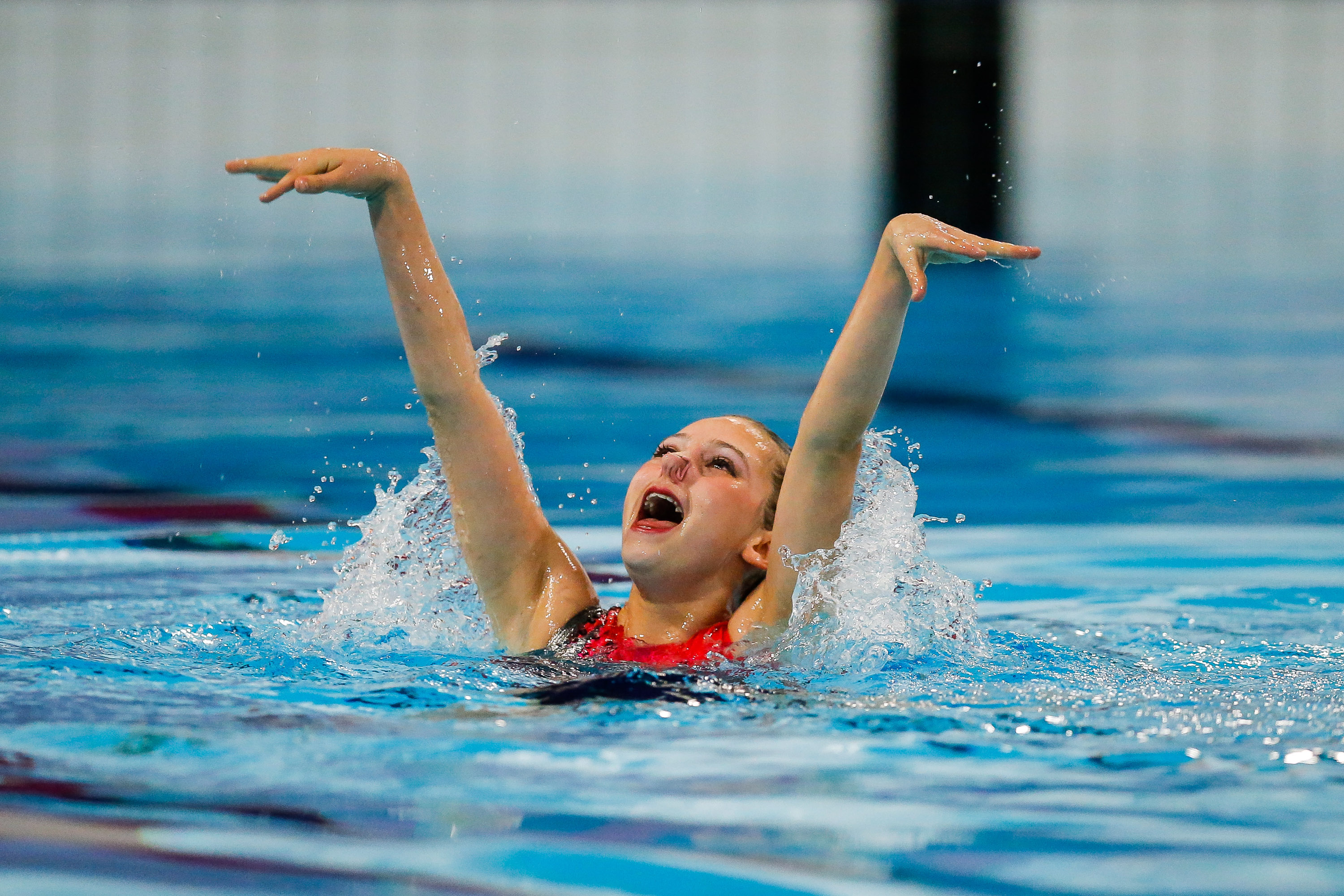 Swim England Synchronised Swimming Coach