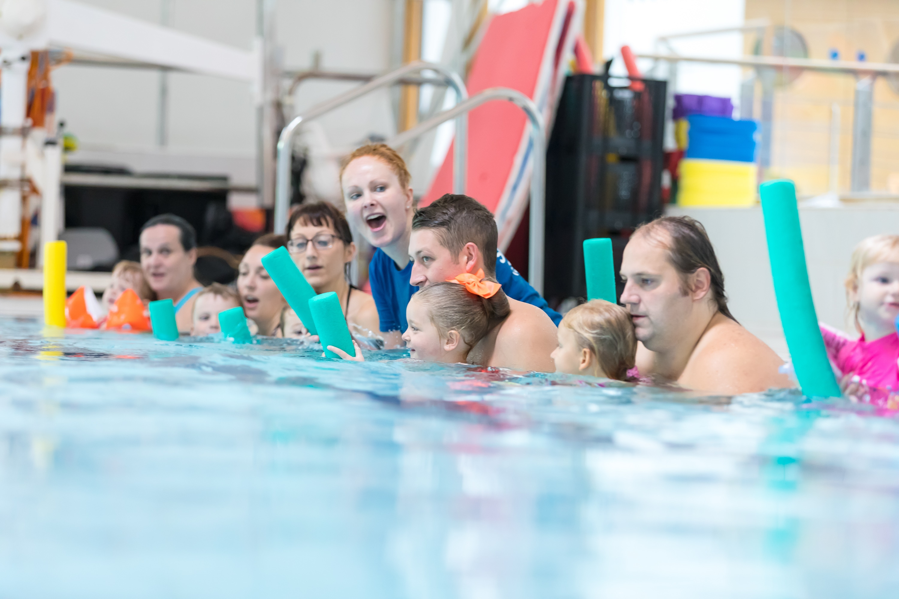 Swim England Level 2 Teaching Swimming to Babies and Toddlers