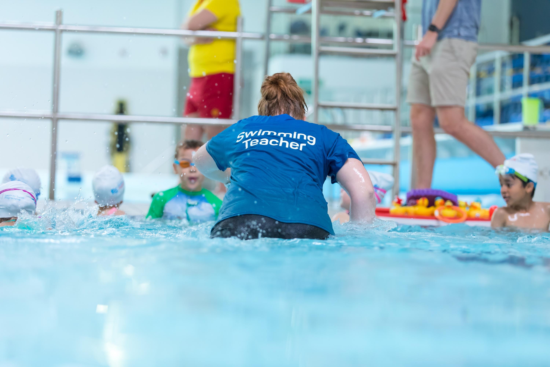 Swim England Level 2 Swimming Teacher
