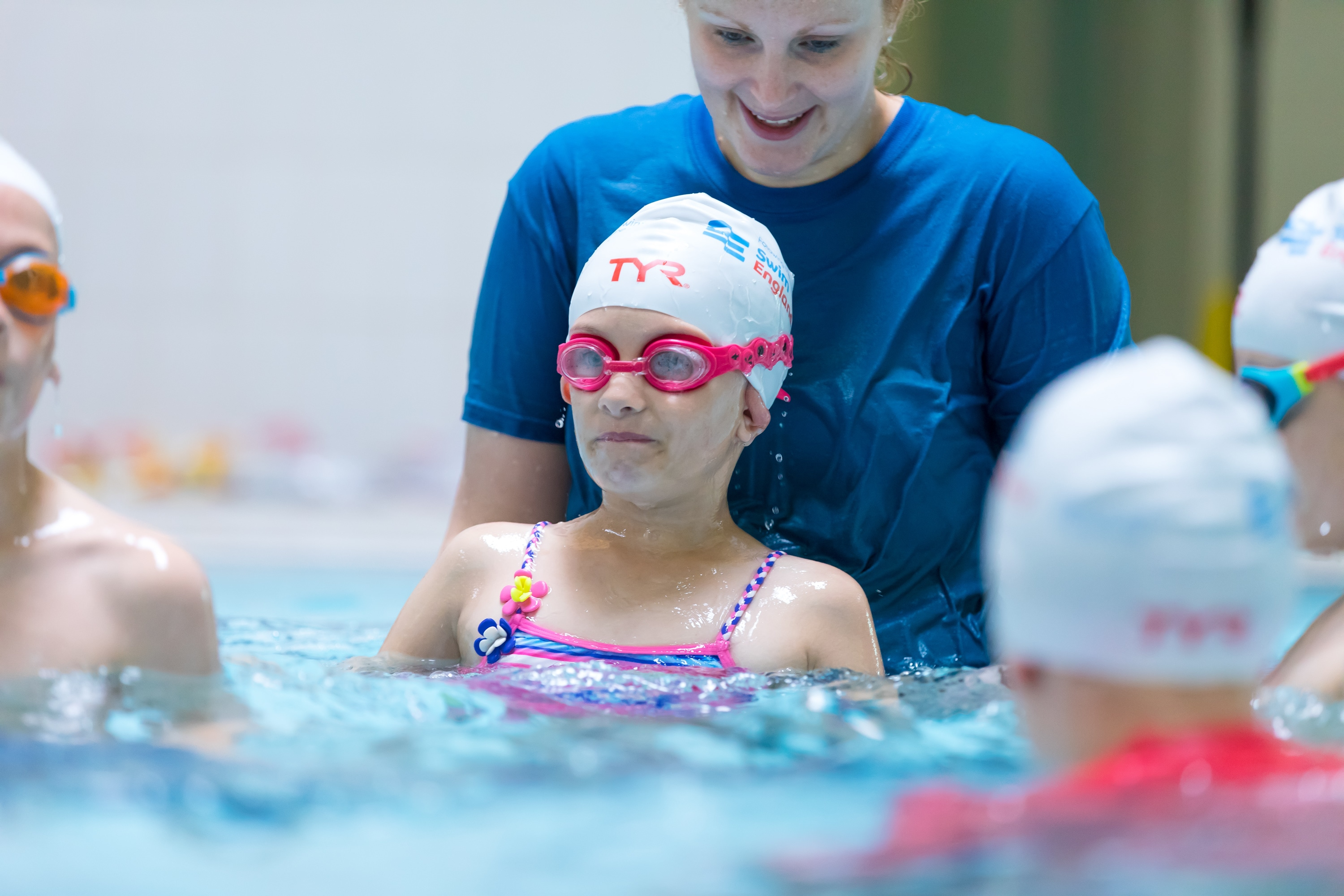 Integrating Swimmers with a Physical and/or Sensory Impairment into Mainstream Swimming Lessons