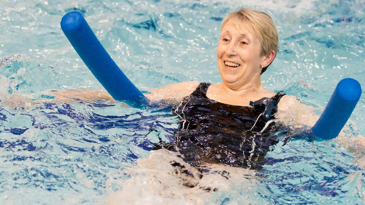 Level 3 Aquatic Activity For Health Courses For Health Referral