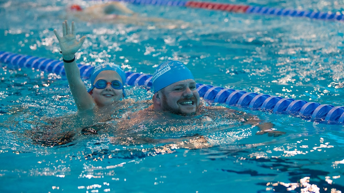 50% off entry to Swimathon 2020