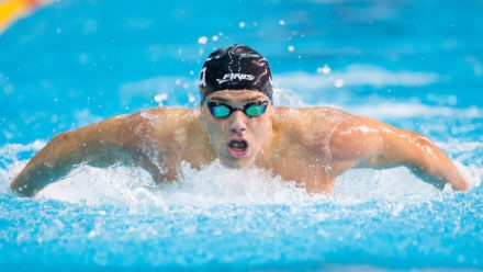 James Guy seals 200m Fly gold at British Champs