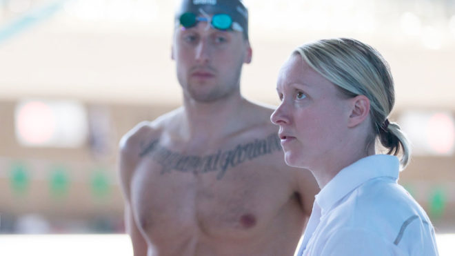 Mel Marshall's tips for swimming coaches