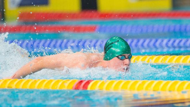 Tom Dean seals first British title in 200m IM