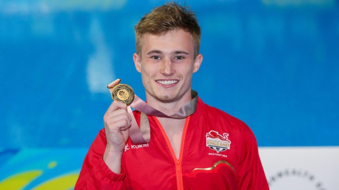 Jack Laugher: 'Joining a club was one of the best decisions of my entire life'