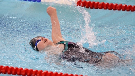 Young swimmers excel at National Junior Para-Swimming Champs