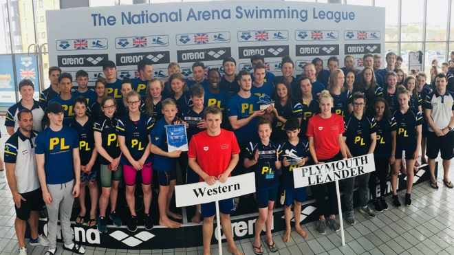 Record tally as Plymouth Leander win Arena League final