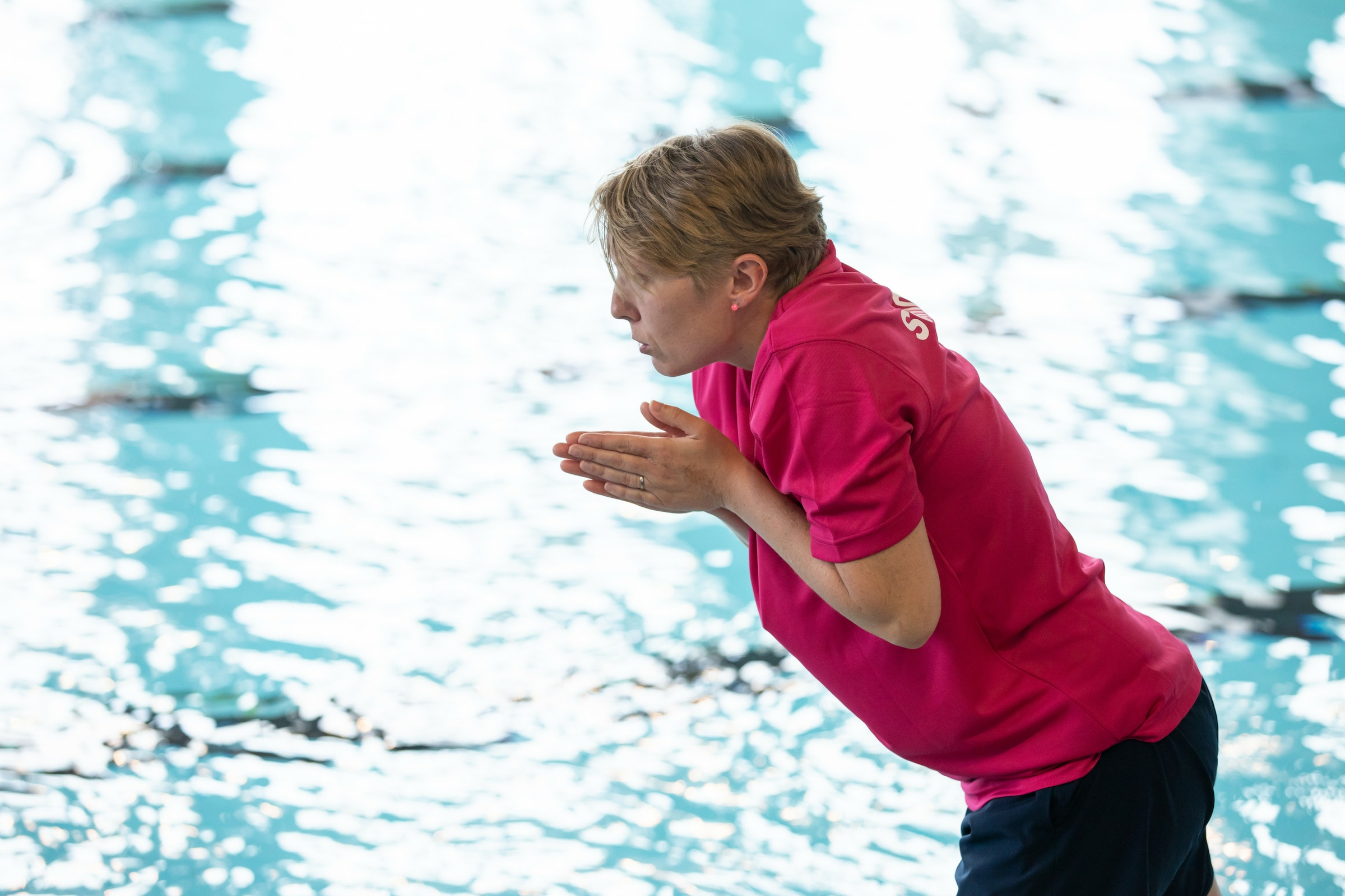 Aylesbury and Buckingham Swimming Teacher Recruitment Academy