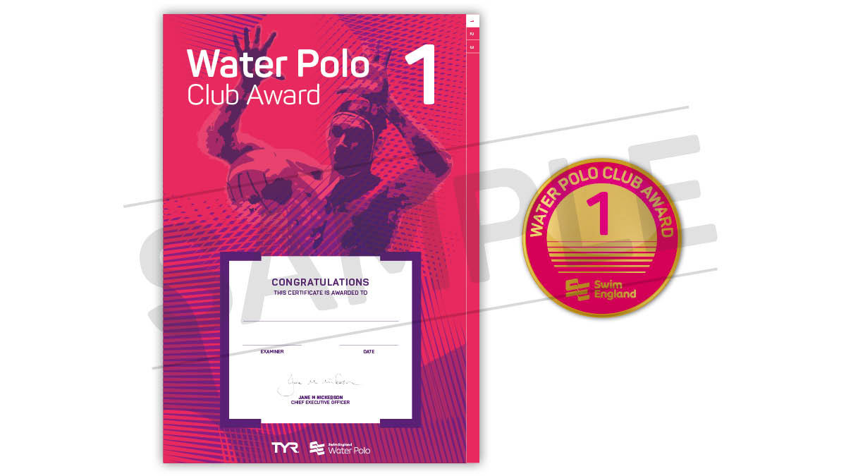 Swim England Water Polo Awards