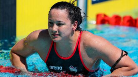 Alice Tai wins Commonwealth gold in Australia