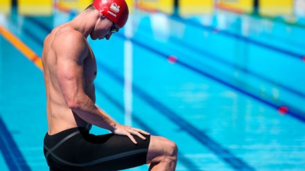 Proud breaks 50m Free Games record in day five heats