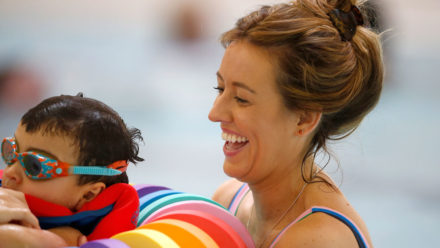 8 reasons to go swimming with the family