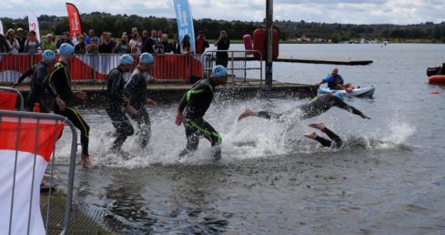 Team2k Open Water Swimmers