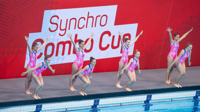 About the Swim England Synchro Combo Cup