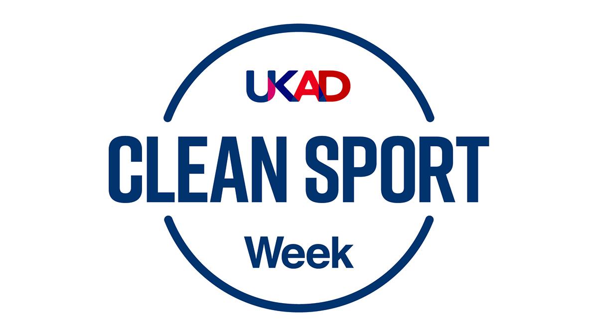 Clean Sport week