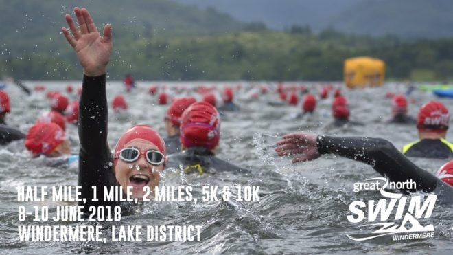 Save 10% on entry to the Great Swim Series 2018