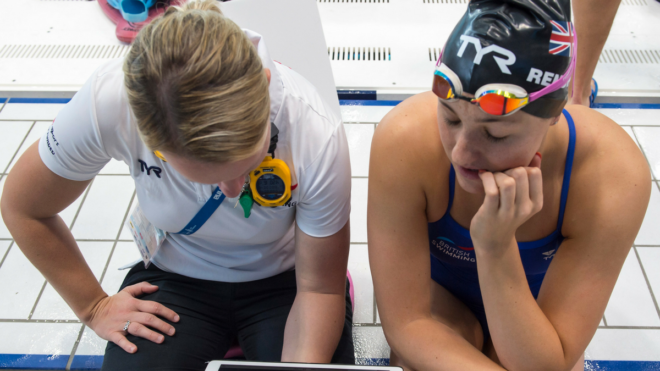 FINA team up with the Institute of Swimming