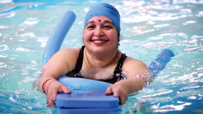 Level 3 Aquatic Activity for Health Qualification