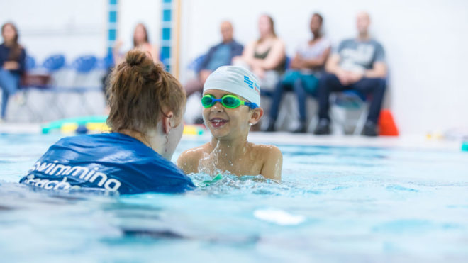 Level 1 Swimming Assistant (Teaching) Qualification
