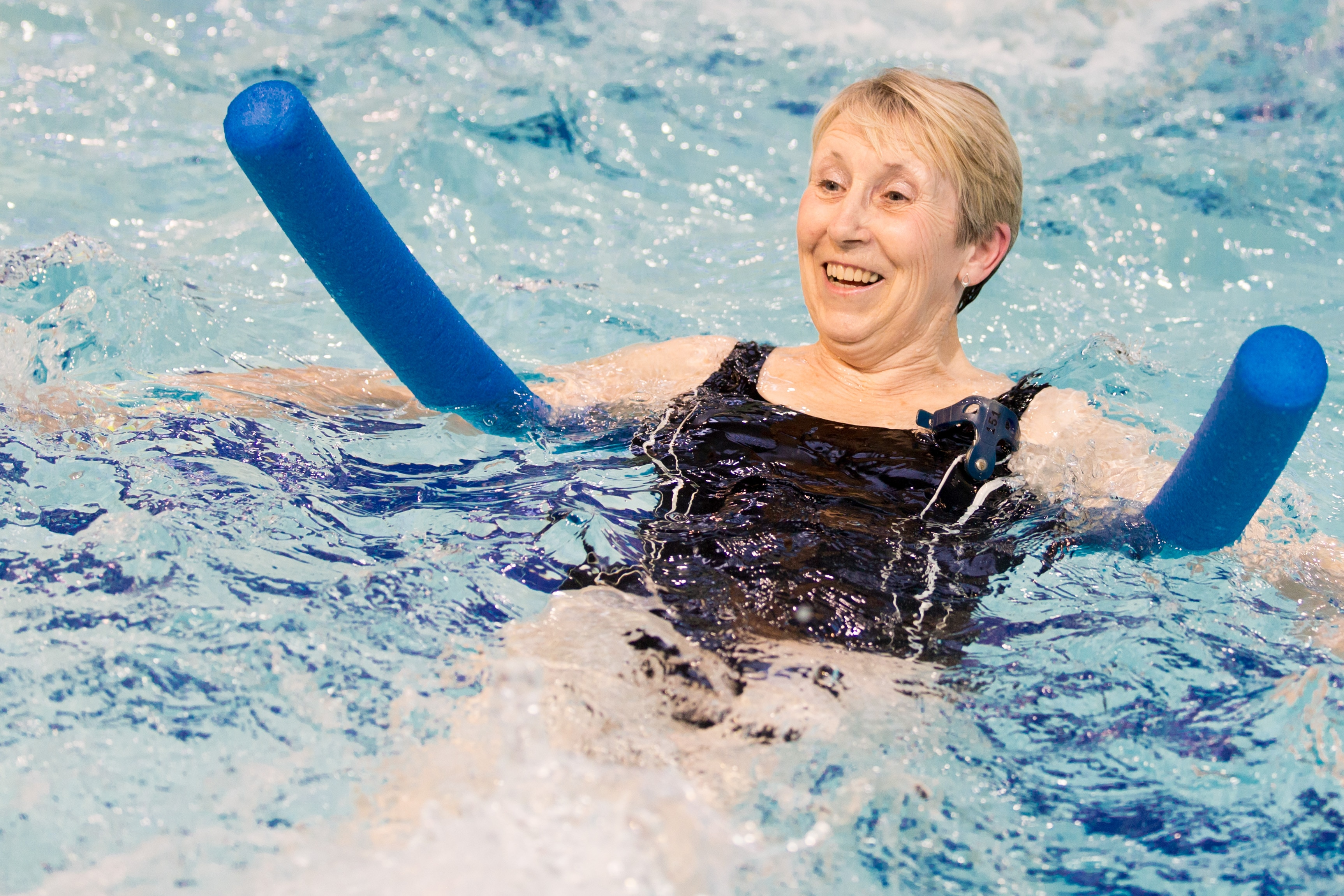 Swim England Level 3 Aquatic Activity for Health