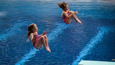 Albatross divers soar to gold medal at NAG Champs