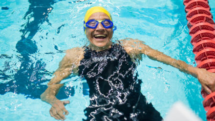 Swimming volunteers recognised in Queen's Birthday Honours