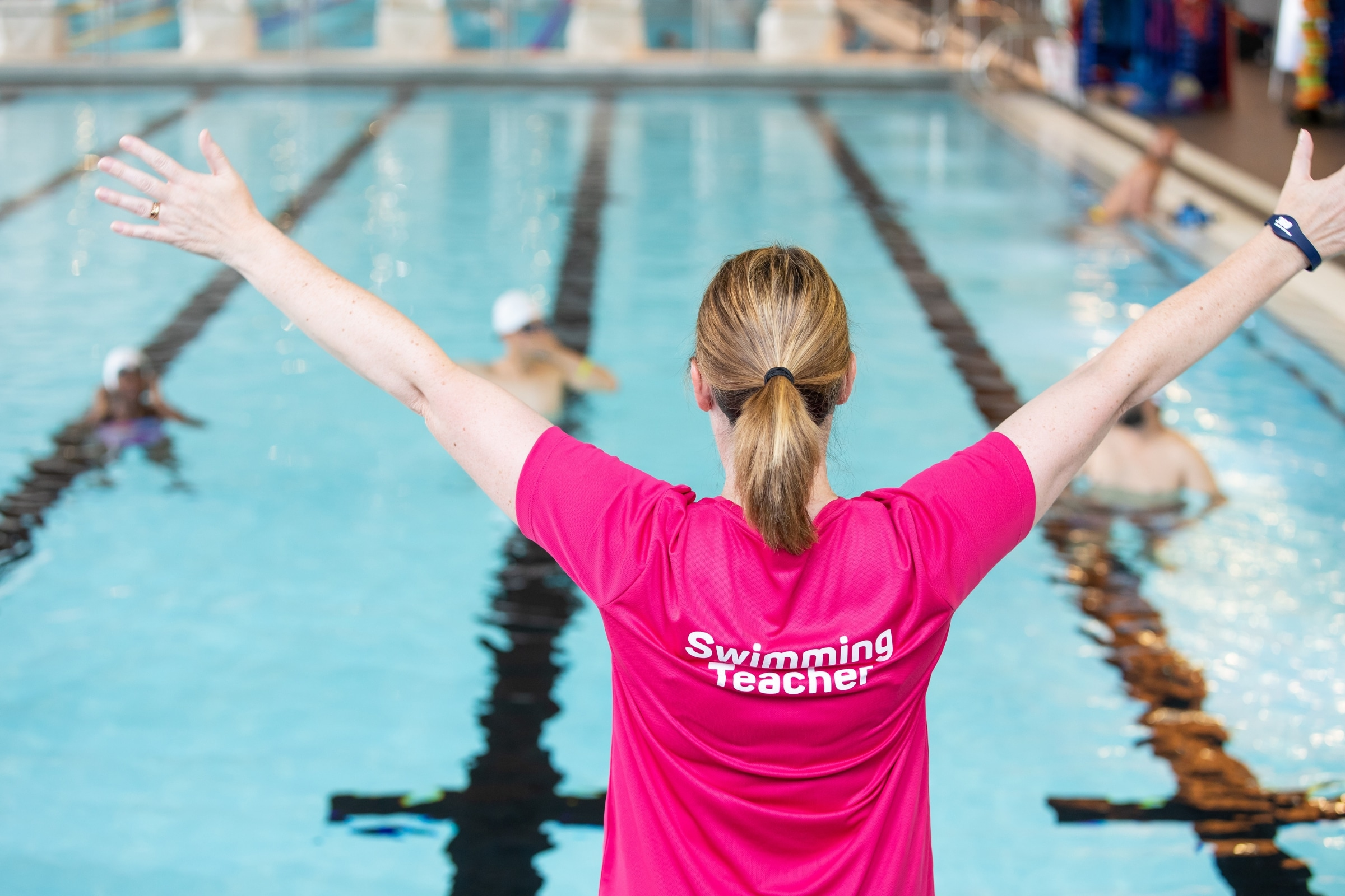 The Institute of Swimming's Teacher Training Academy opens in Lincolnshire for its second pilot