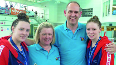 Volunteers key to sporting success