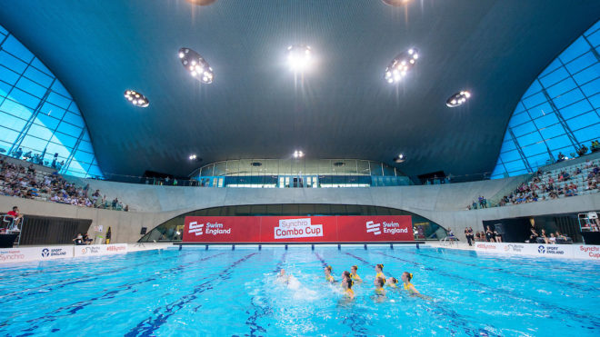 Swim England 'reluctantly' cancels Artistic Swimming Combo Cup