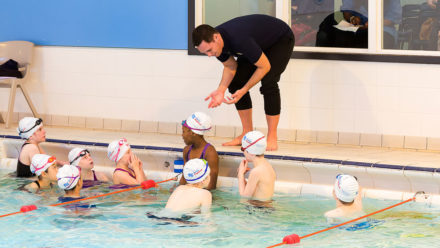 Swim Census 2018: workforce and learn to swim statistics