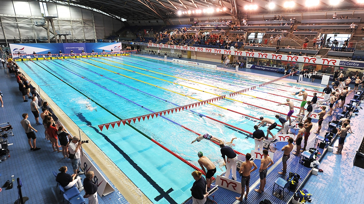 Records tumble on day four of British Summer Championships