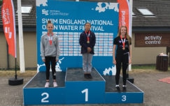 Merissa bounces back to take gold medal