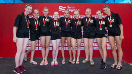 Strong start for City of Salford in Synchro Combo Cup