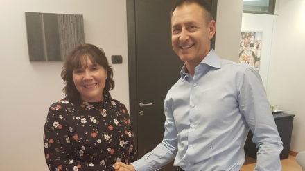 Swim England renews partnership with Myrtha Pools