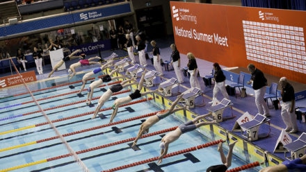 More than 1,500 swimmers set to compete at National Summer Meet