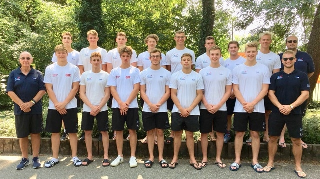 Great Britain U19 men head to Euro champs