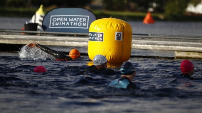 35% discount on Open Water Swimathon