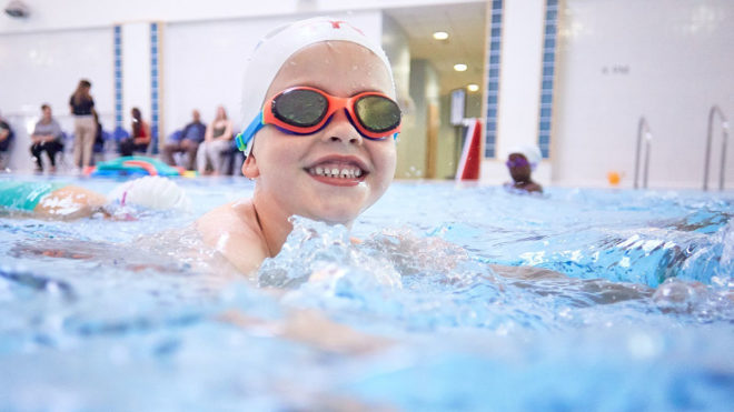 Celebrate #LearnToSwim this Autumn
