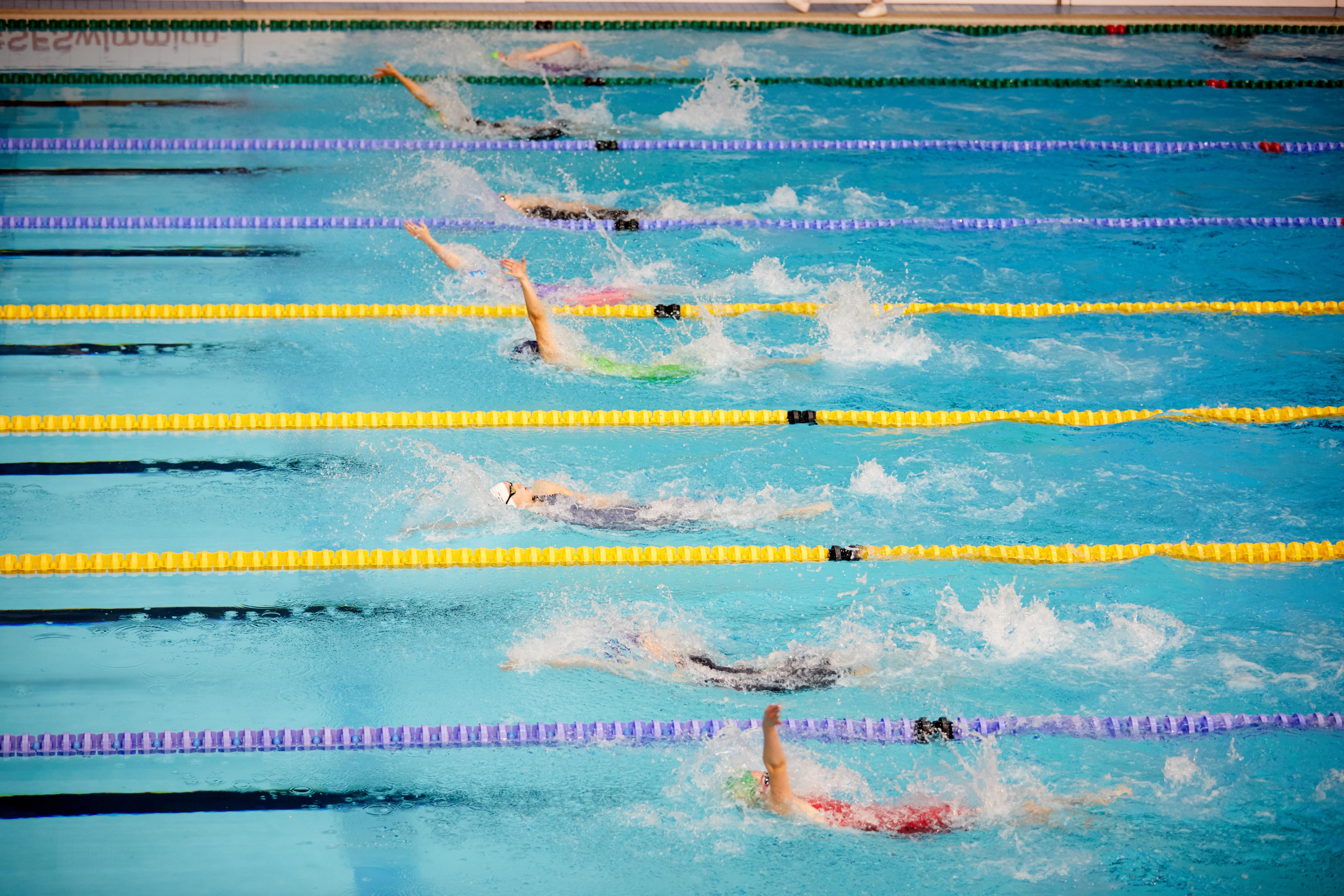 Swim England National Summer Meet 2018 Women's 16 Years 50m Backstroke