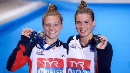 Three medals for Great Britain on penultimate day of 2018 European Championships